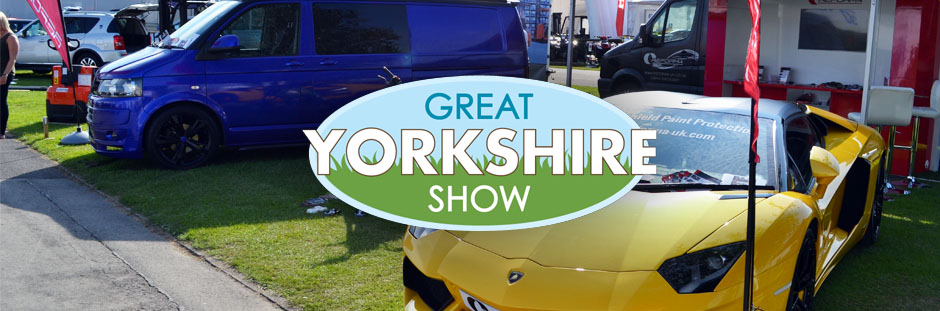 Great Yorkshire Show Reforma 2015