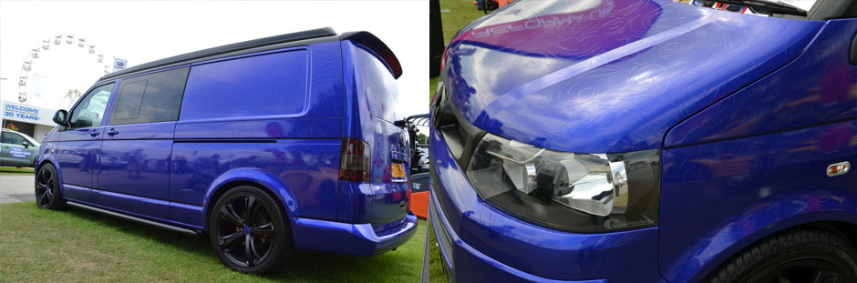 Great Yorkshire Show Volkswagen Transporter