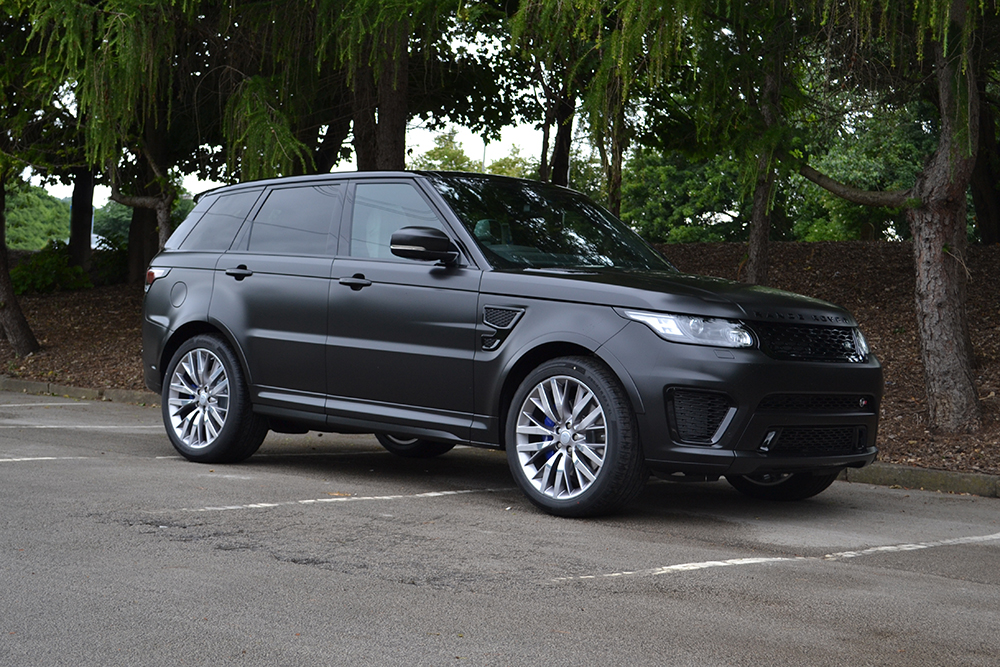 Range Rover Sport Svr Reforma Uk