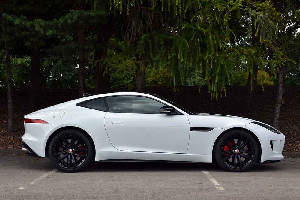 Jaguar F Type Carbon Details Reforma Side