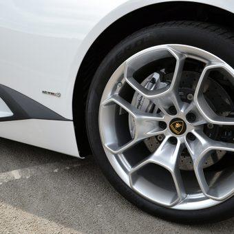 Lamborghini Huracan Matte Black Detailing
