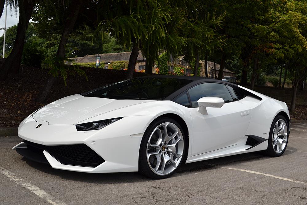 Lamborghini Huracan Matte Black Roof Amp Detailing