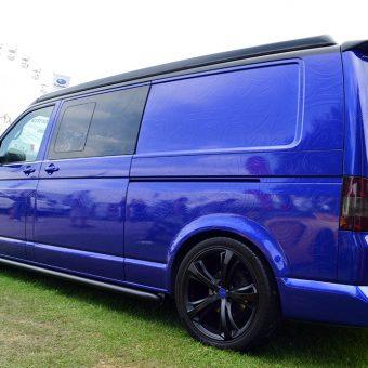 Reforma VW Transporter Rear