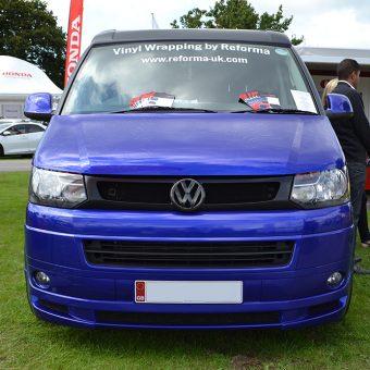 Reforma VW Transporter T5 Front