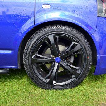 Reforma VW Transporter T5 Wheel
