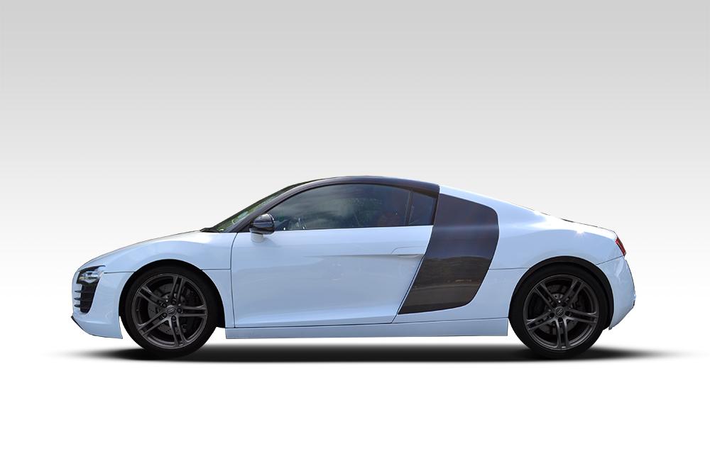 After-Audi R8 Detailing