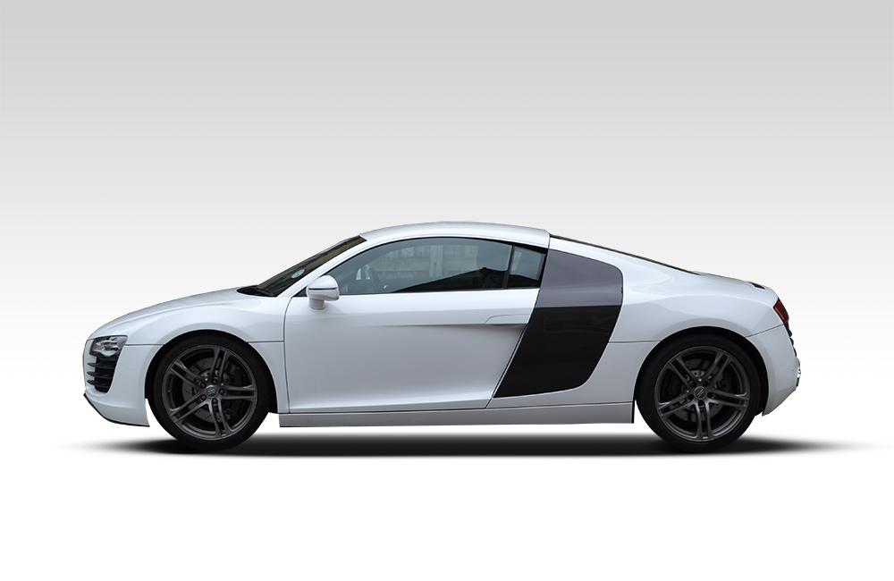 Before-Audi R8 Detailing