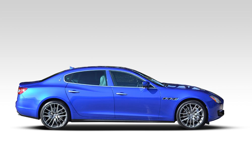 After-Maserati Quattroporte Wrap