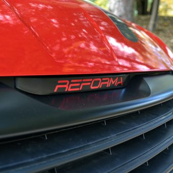 Peugeot 108 Reforma Badge