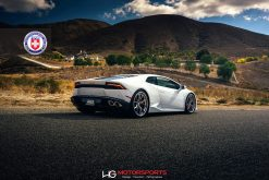 HRE-S104 Huracan Fitted