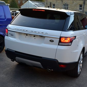Range Rover Sport Roof Wrap Rear