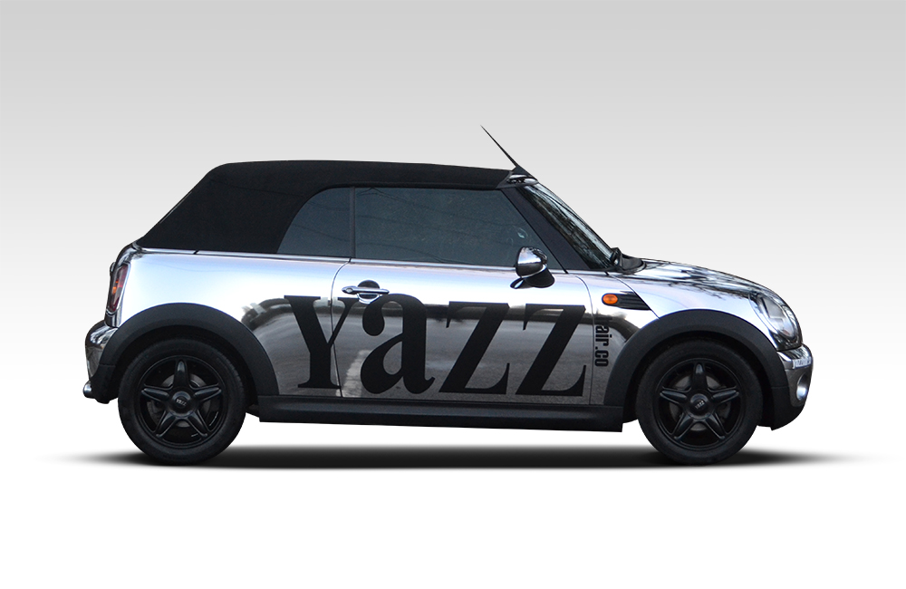 After-Yazz Mini Chrome Wrap