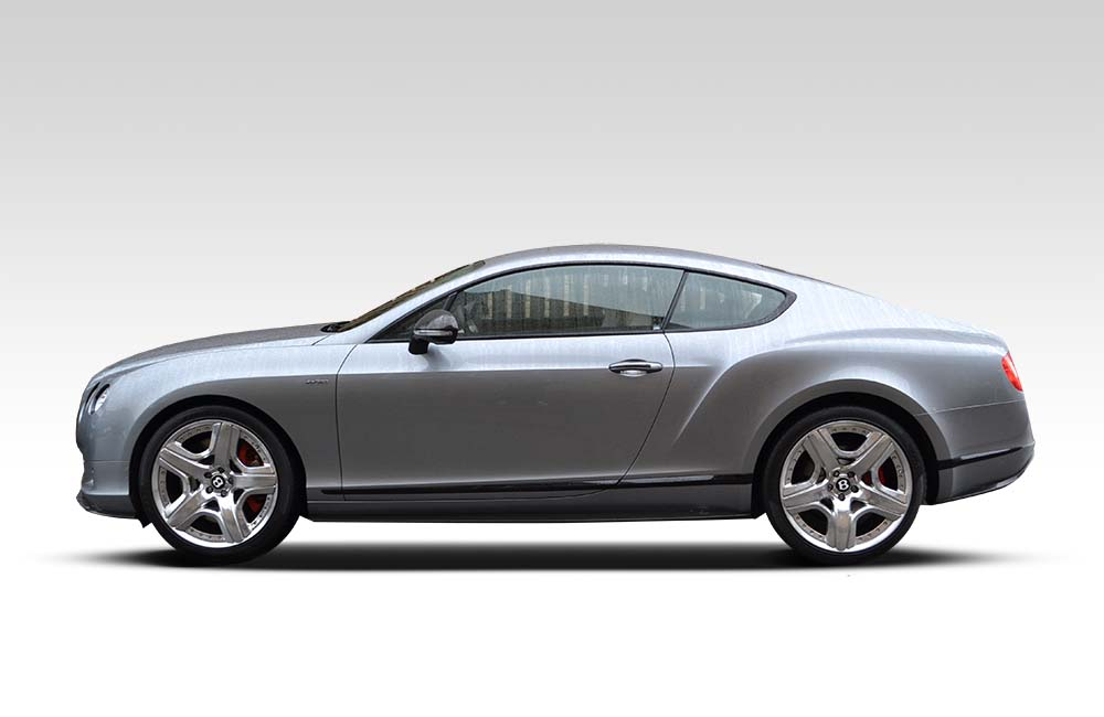 After-Bentley Continental GT