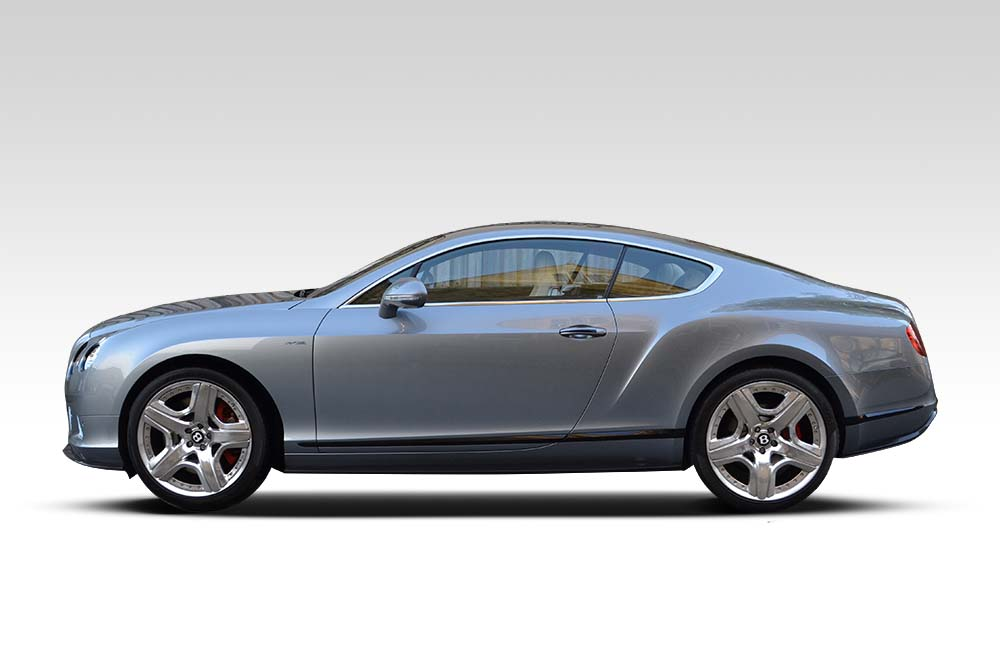 Before-Bentley Continental GT