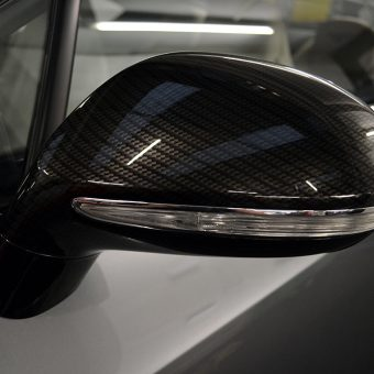 Bentley Continental GT Carbon Mirrors