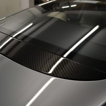 Bentley Continental GT Spoiler Carbon