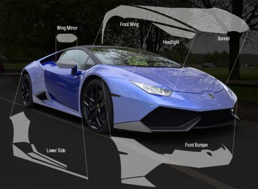 Huracan Ventureshield Coverage