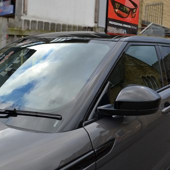 Range Rover Evoque Roof Wrap