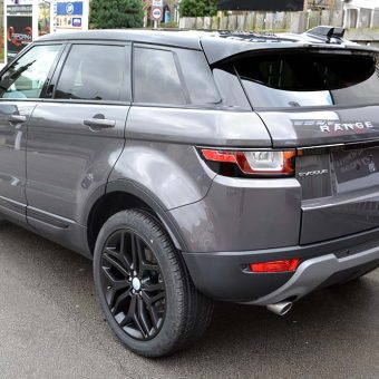 Range Rover Evoque Roof Wrap Rear