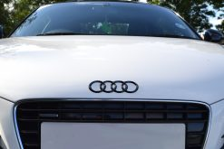 Audi R8 Bonnet Badge