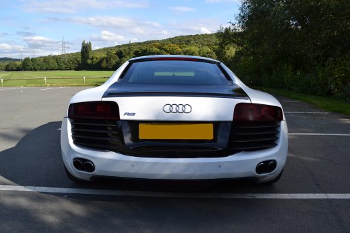 Audi R8 Light Tints