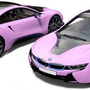 BMW i8 Project Reforma UK