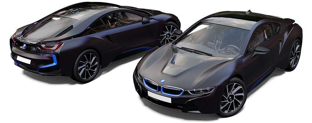 Bmw I8 Project Reforma Uk