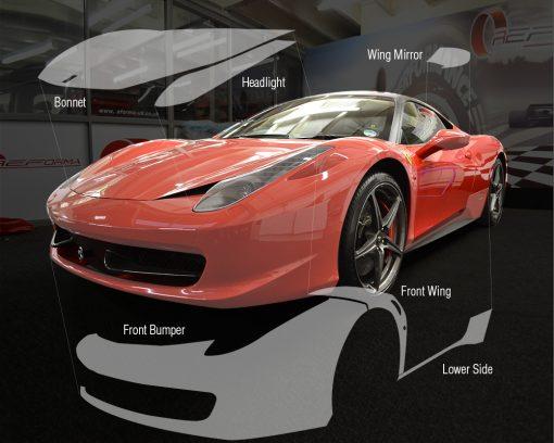 Ferrari-458-Paint-Protection