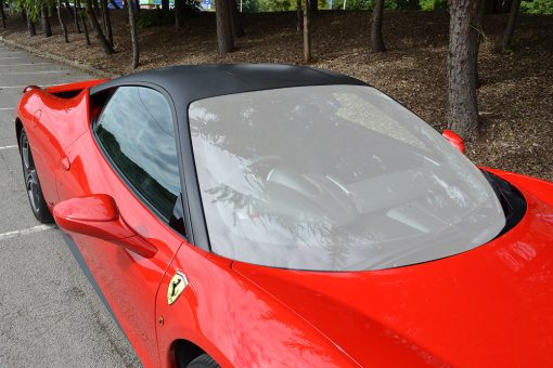Ferrari-458-Windscreen-Protection