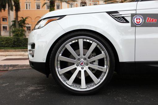HRE 943RL Range Rover