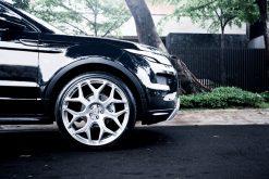 HRE P90 Range Rover
