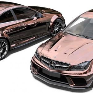 Mercedes C63 Amg Project Reforma Uk