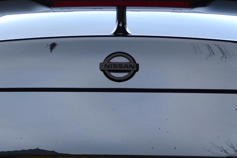 Gloss Black Lamborghini Badge