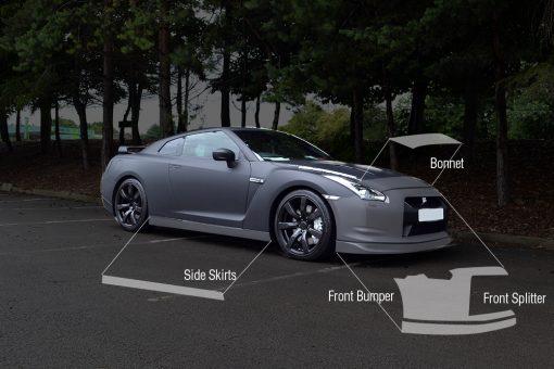Nissan-GTR-Paint-Protection