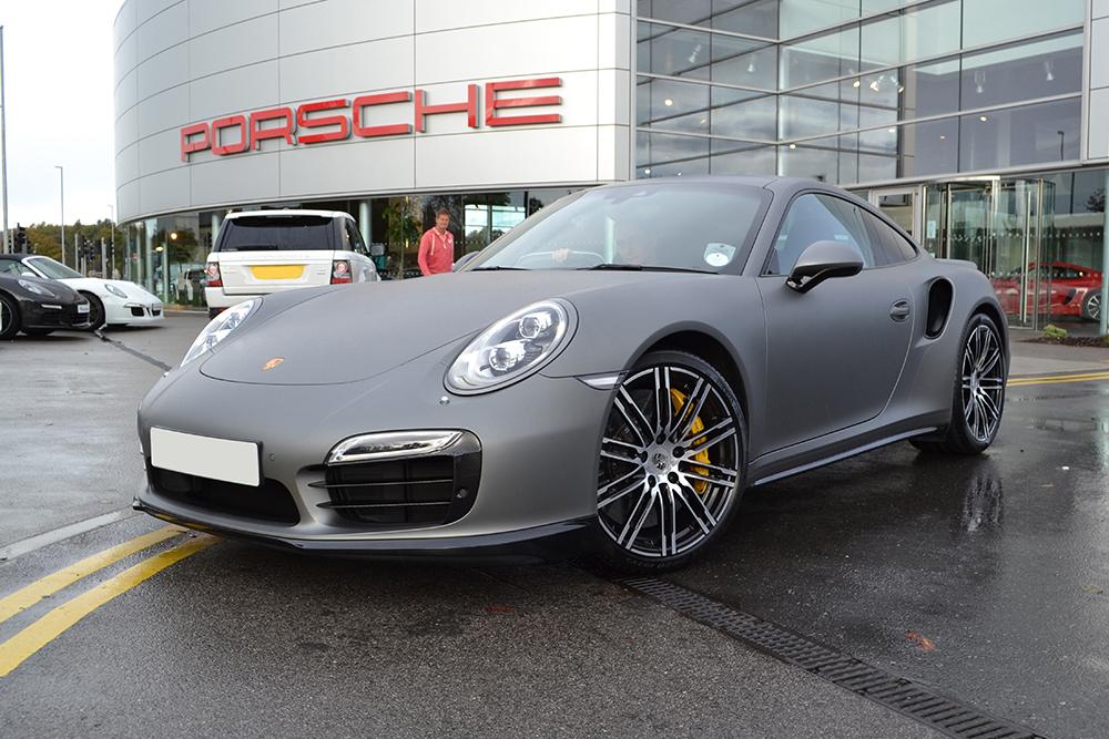 Porsche 911 Project Reforma Uk