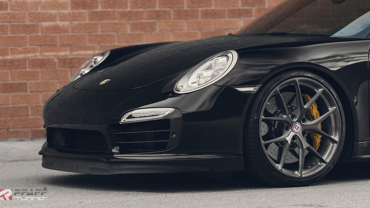 HRE P101 Alloy Wheels for Porsche 911
