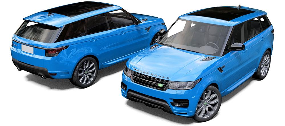Range Rover Sport SVR - Reforma UK