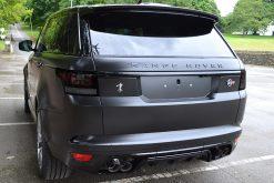 Range Rover Sport SVR Light Tints