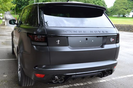 Range Rover Sport SVR Light Tints