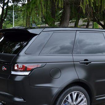 Range Rover Sport SVR Window Tints