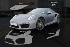 Ventureshield Paint Protection Porsche 911