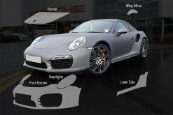 Ventureshield Paint Protection Porsche 911
