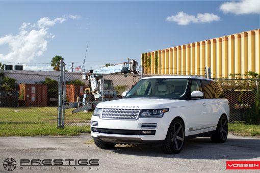 Vossen CV3R Range Rover