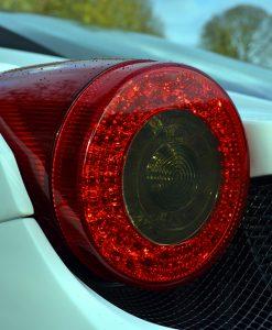 Ferrari 458 Tinted Rear Lights Customised