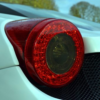 Ferrari 458 Tinted Rear Lights Customised