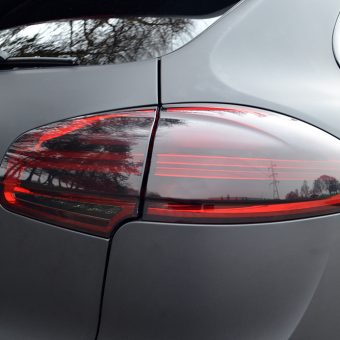 Porsche Cayenne Tinted Rear Lights
