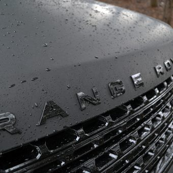 Range Rover Vogue Bonnet Badge
