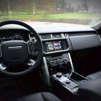 Range Rover Vogue Interior Trim Drivers