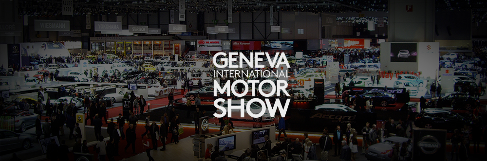 Geneva Motor Show 2016 Reforma