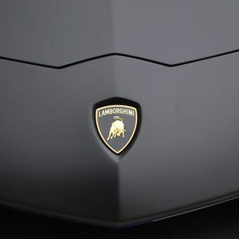 Lamborghini Aventador Front Badge